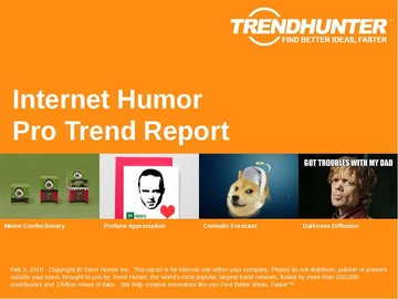 Internet Humor Trend Report and Internet Humor Market Research