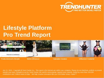 Lifestyle Platform Trend Report and Lifestyle Platform Market Research