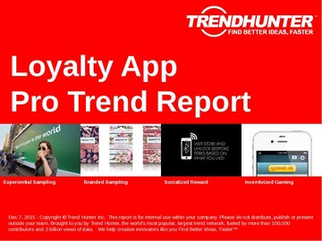 Loyalty App Trend Report and Loyalty App Market Research