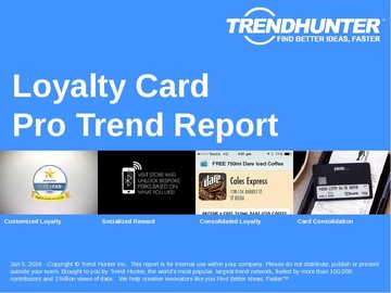 Loyalty Card Trend Report and Loyalty Card Market Research