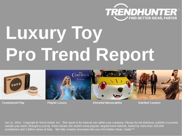 Luxury Toy Trend Report and Luxury Toy Market Research