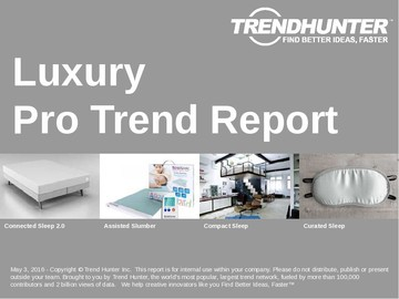 Luxury Trend Report and Luxury Market Research