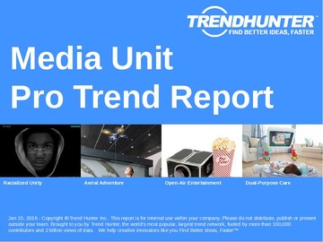 Media Unit Trend Report and Media Unit Market Research