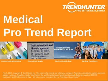 Medical Trend Report and Medical Market Research