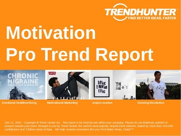 Motivation Trend Report and Motivation Market Research