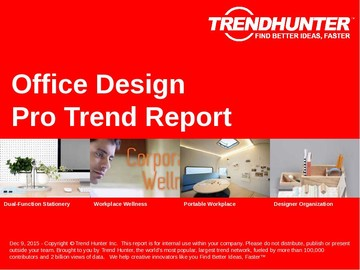 Office Design Trend Report and Office Design Market Research