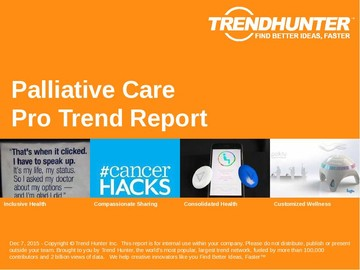 Palliative Care Trend Report and Palliative Care Market Research