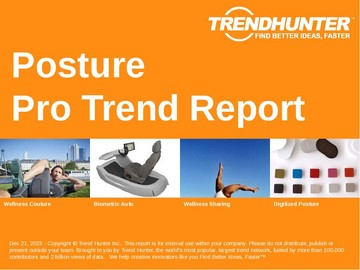 Posture Trend Report and Posture Market Research