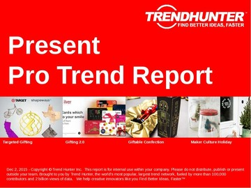 Present Trend Report and Present Market Research