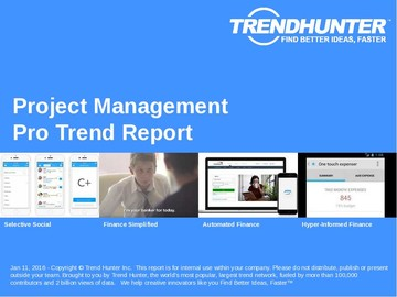 Project Management Trend Report and Project Management Market Research
