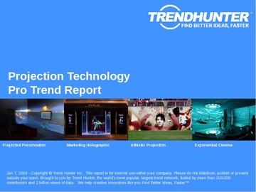 Projection Technology Trend Report and Projection Technology Market Research
