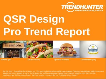 QSR Design Trend Report and QSR Design Market Research