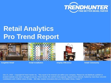 Retail Analytics Trend Report and Retail Analytics Market Research