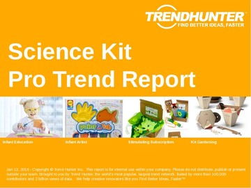 Science Kit Trend Report and Science Kit Market Research