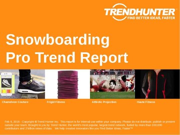 Snowboarding Trend Report and Snowboarding Market Research