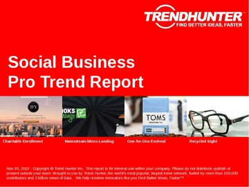 Social Business Trend Report and Social Business Market Research