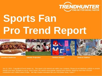 Sports Fan Trend Report and Sports Fan Market Research