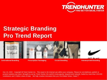Strategic Branding Trend Report and Strategic Branding Market Research