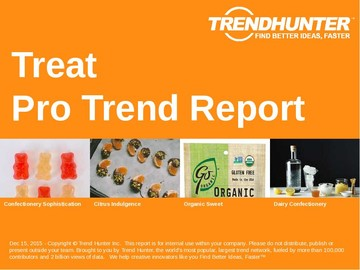 Treat Trend Report and Treat Market Research