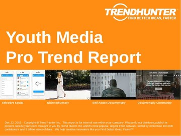 Youth Media Trend Report and Youth Media Market Research