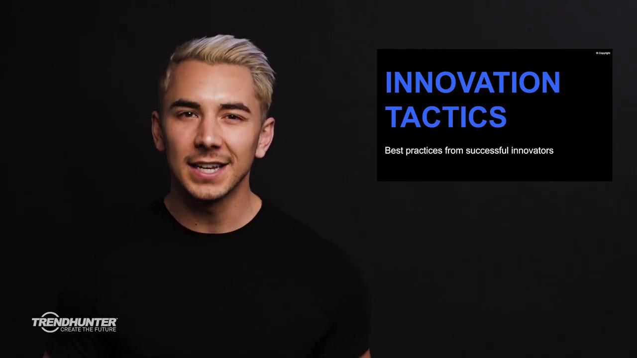 Intro to Innovation Tactics