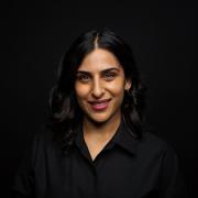 Webinar Host Amrit Dhillon