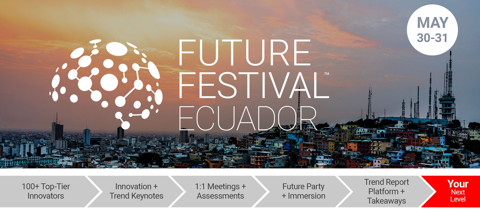 Best Ecuador Innovation Conference