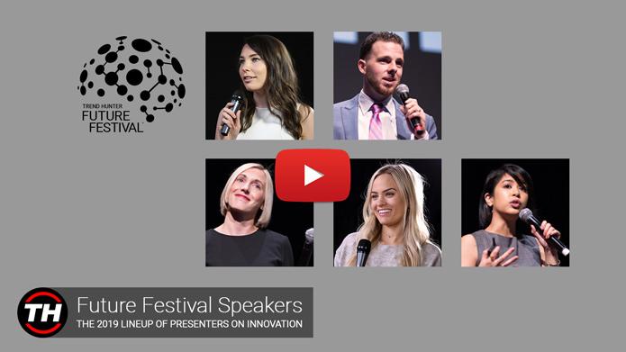 Keynote Speakers Trend Hunter