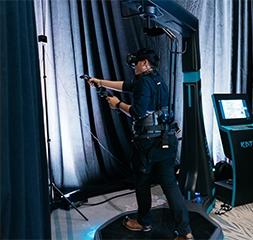 Future Festival Tech Demo VR
