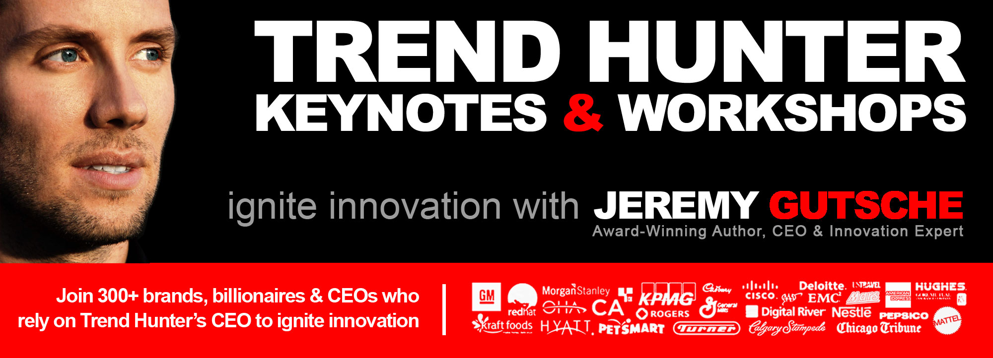 Innovation Keynotes