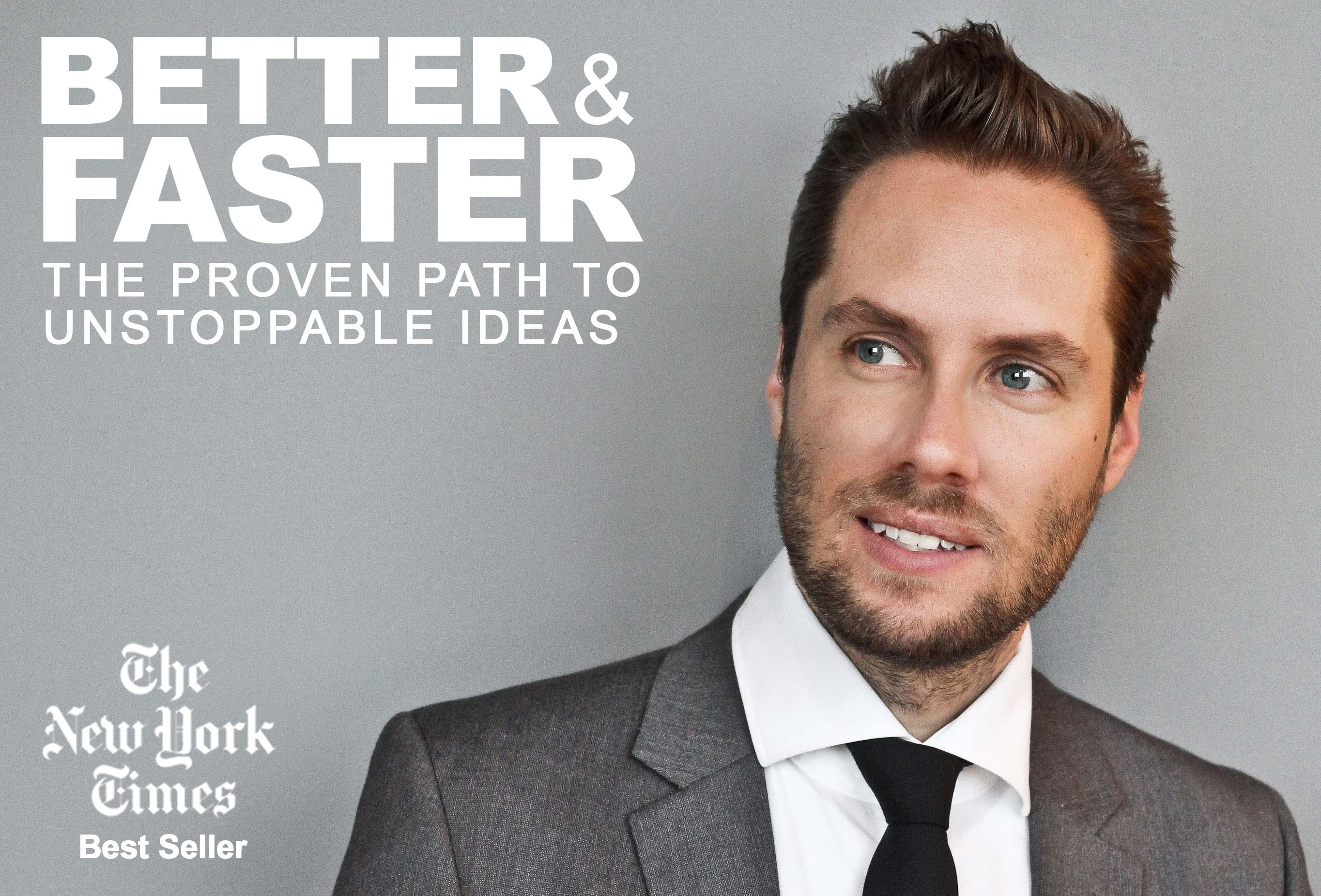 Jeremy Gutsche Better and Faster Keynote Speaker Ideas