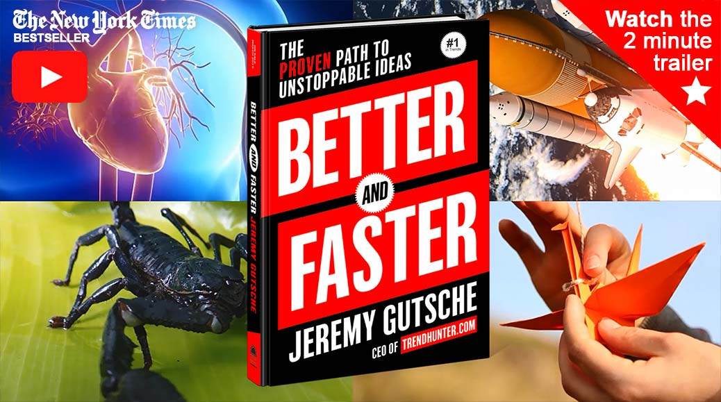 Better and Faster Innovation Book Trailer