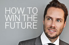 How to Win the Future and Change Keynote Speaker Video