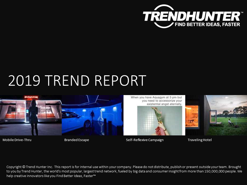 2019 Trend Report Research