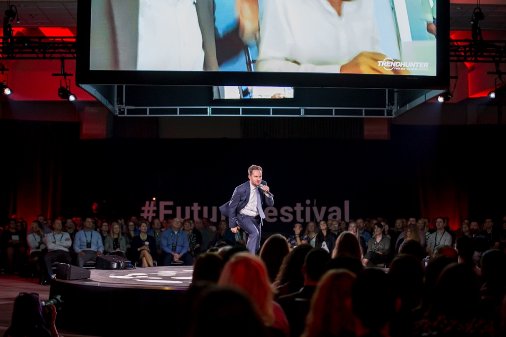 Media - Why attend Future Festival