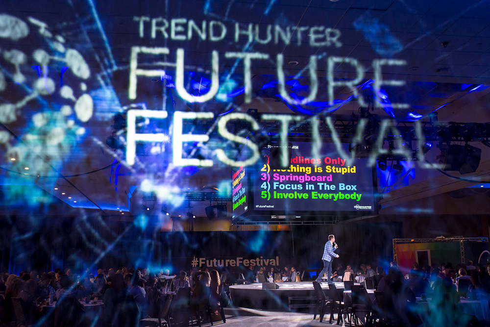 Trend Hunter Future Festival Innovation Conference