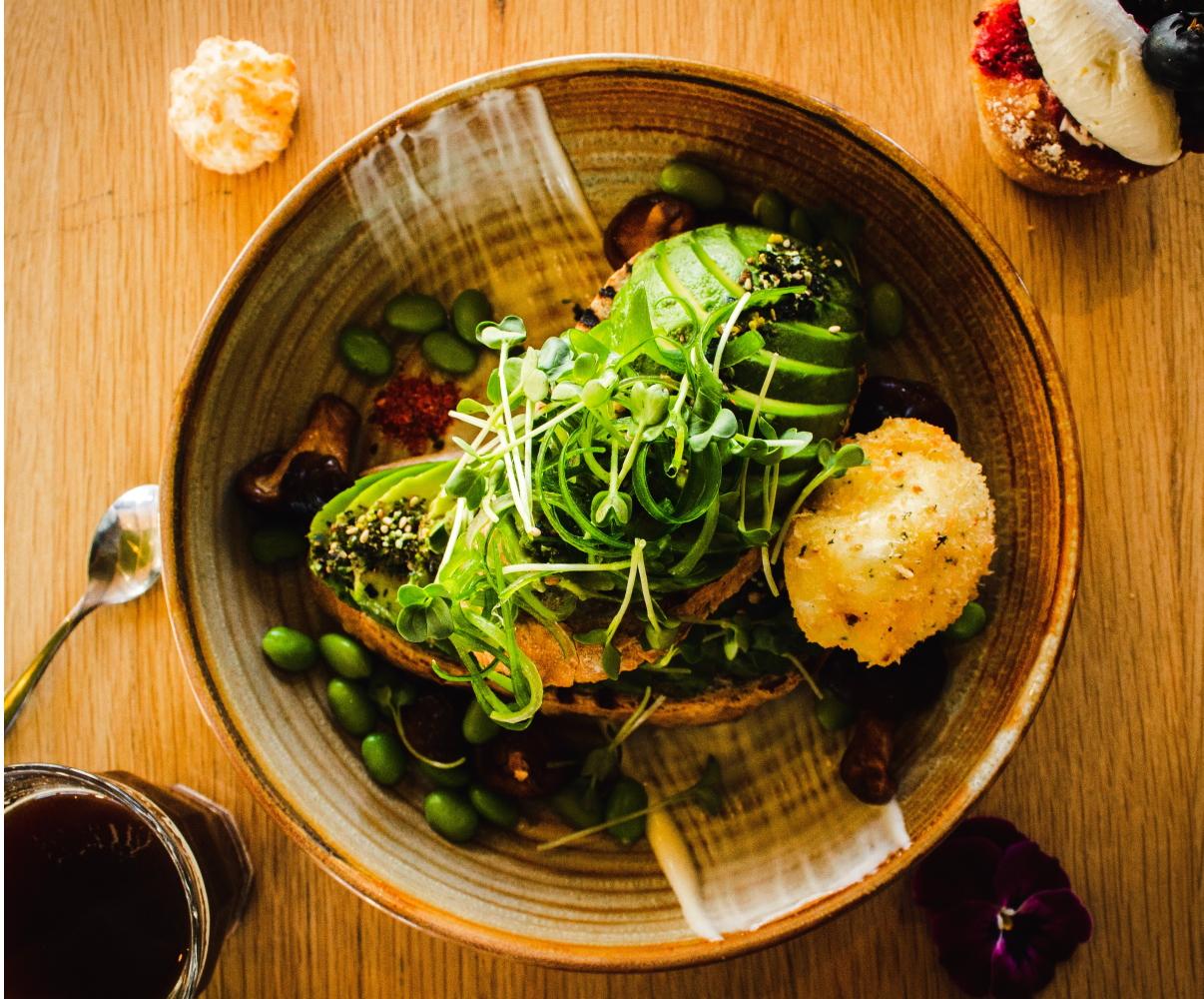 Trend Report Webinar:  Food Culture + The New Normal
