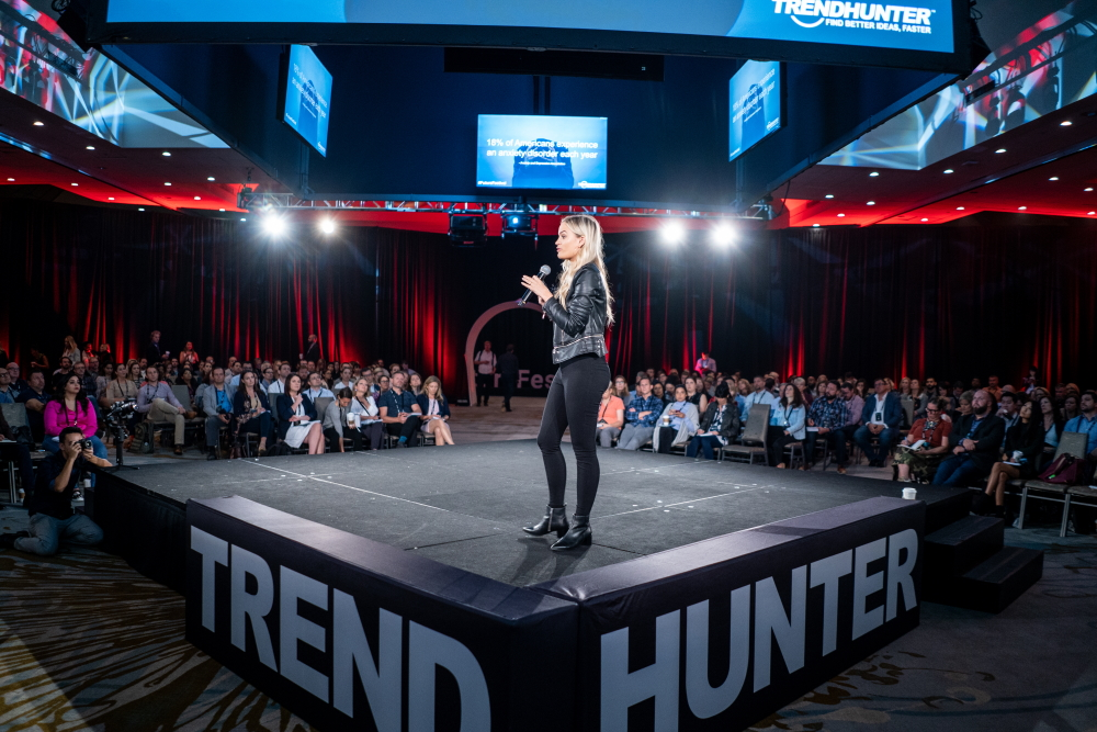 Trend Hunter Futurist Courtney Scharf