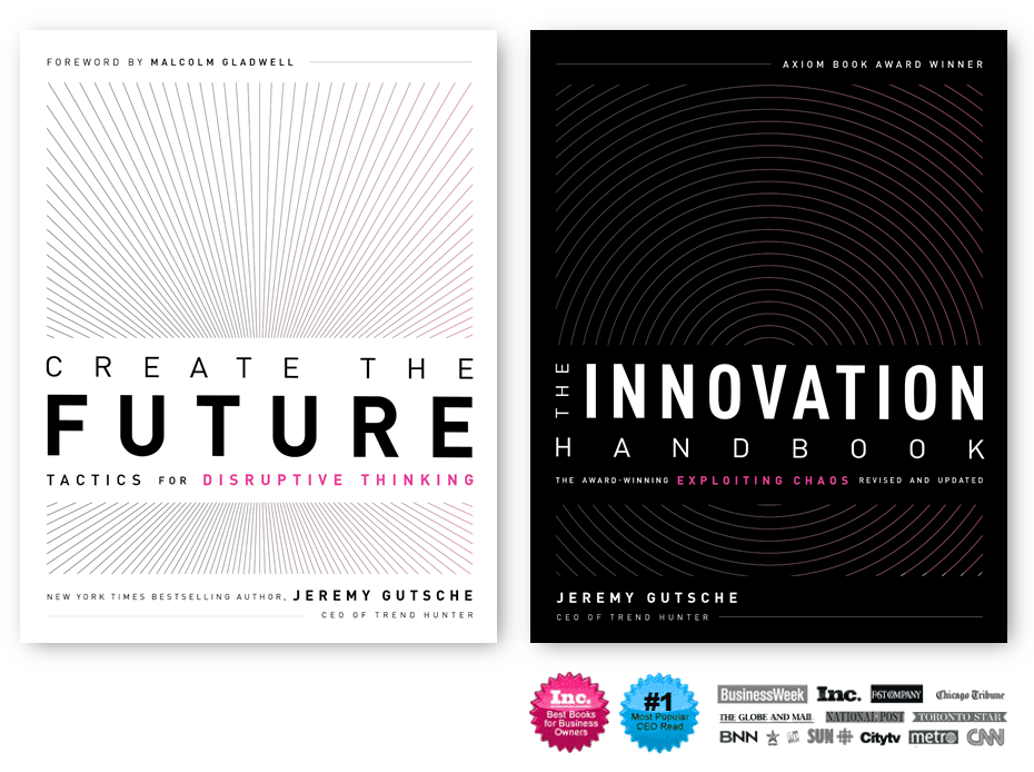 Best Future Innovation Book
