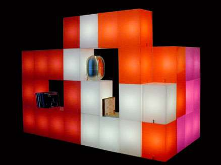 Remake Design Light Cubes Let You Build Your Furniture