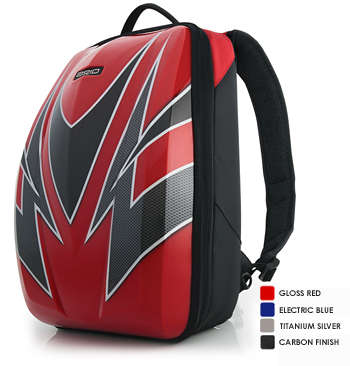 Forza Hardpack Protective Backpack