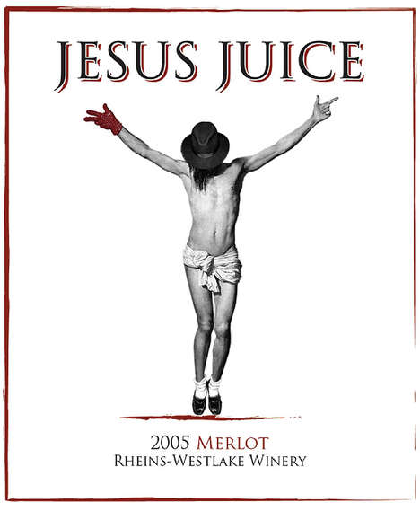 Messiah Merlot - Jesus Juice is Hoping To Be Ressurrected