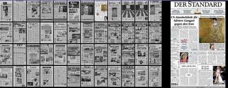Todays Frontpages