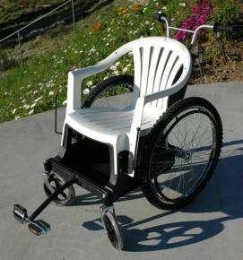 The $44 Wheelchair