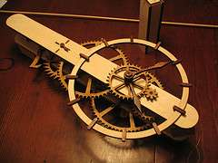 Do It Yourself Clock Project