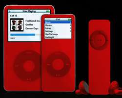 iPod Red is the New White