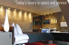 Hotel Trends: Ultra Luxury and Mid Market Designer Hotels