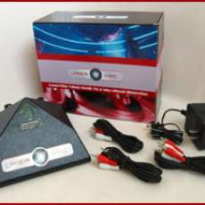 LaserVibe Personal Light Show Brings Back 1990
