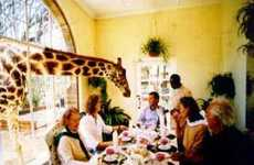Giraffe Manor - Hip Hotel in Kenya