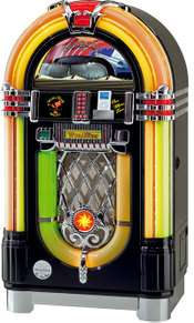 The Wurlitzer iPod jukebox